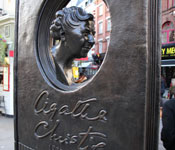 Agatha Christie London Tour