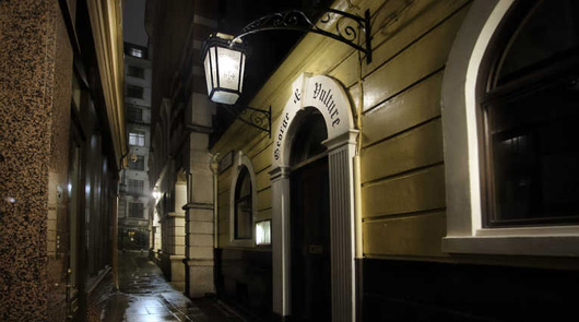 London Ghost Tour