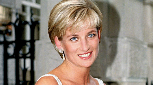 Princess Diana London Tour